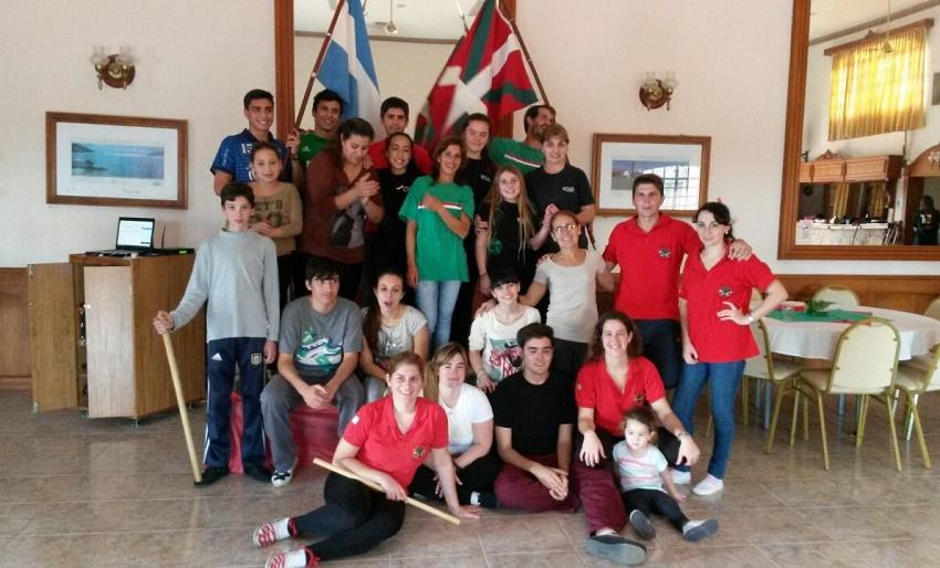 Dantzari Get-Together in Chivilcoy