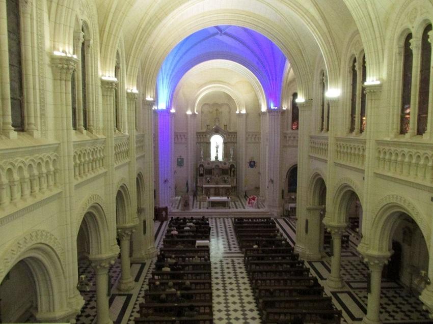 En la Iglesia Nuestra Señora de la Merced