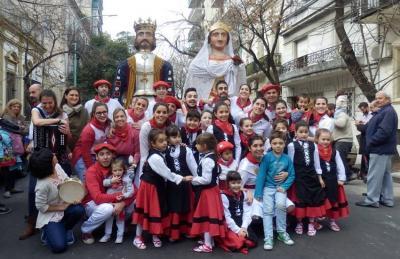 San Fermín 2019 in the Diaspora
