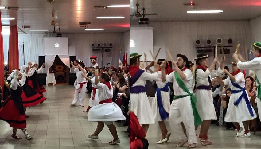 Las danzas de los mayores