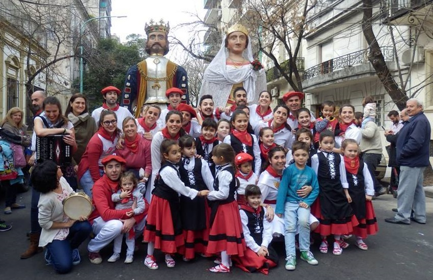 San Fermín 2019 in the Diaspora