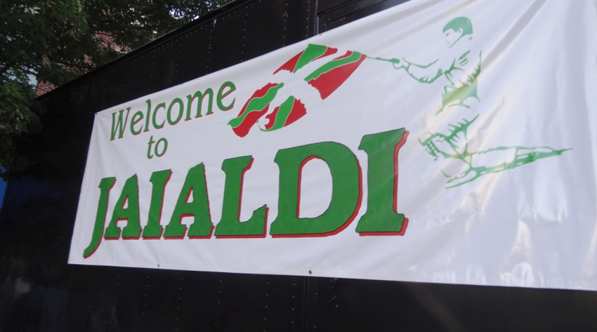 Welcome to Jaialdi!