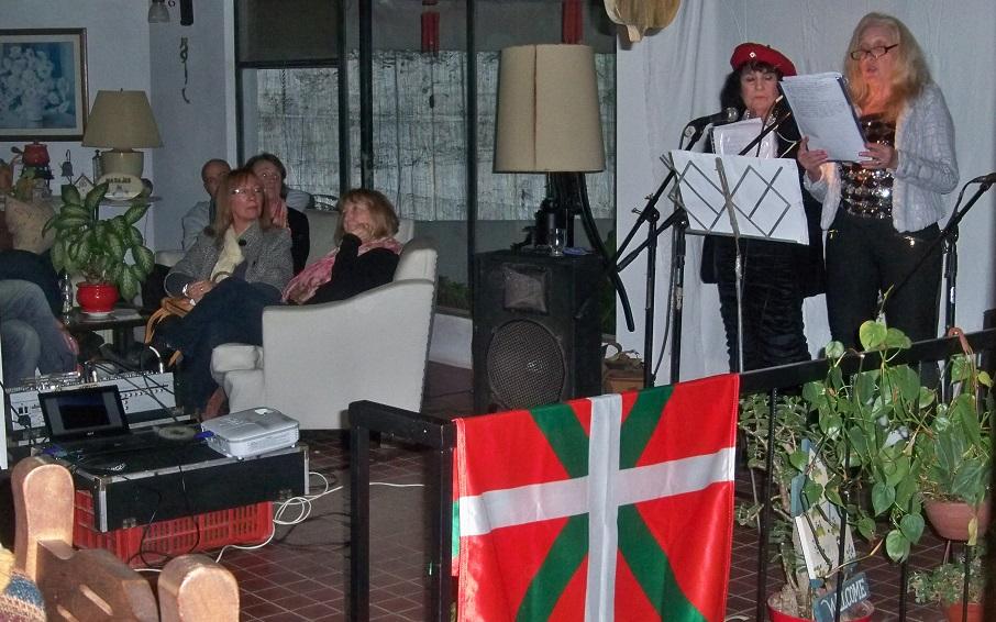 """Nuestros Aitonas"" at Baradero's anniversary"