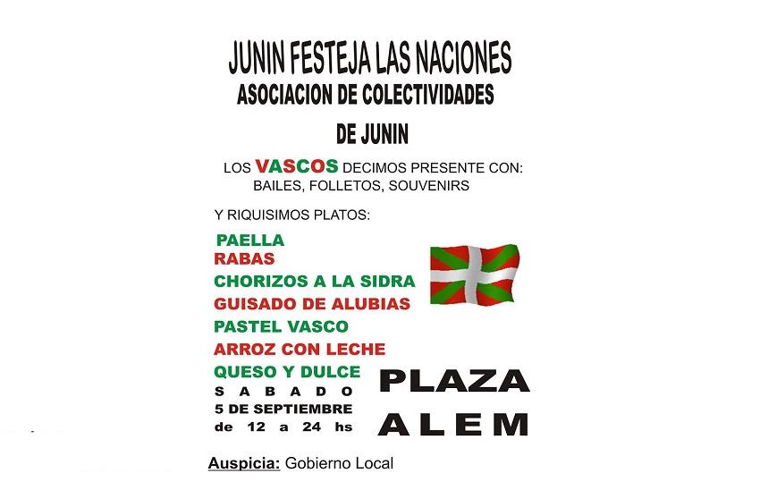 Festival of Nations in Junin