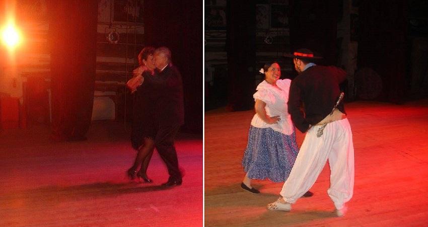 Tango eta folklorea