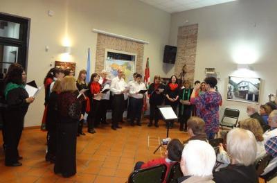 25º Aniversario de la Casa de Cultura Vasca y la Biblioteca Lucio Echaniz