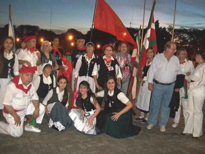 Salto Desfile Día Inmigrante 2011