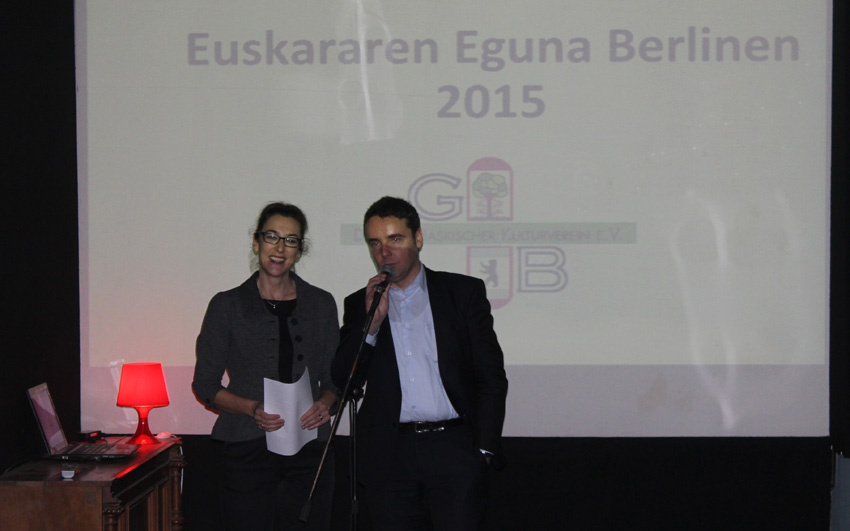2015 Euskera Day in Berlin