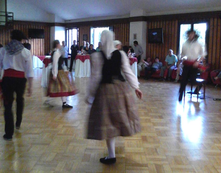 Euskararen Eguna 2015 Colectividad Vasca Chile