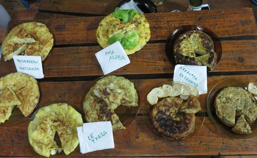 Tortilla contest