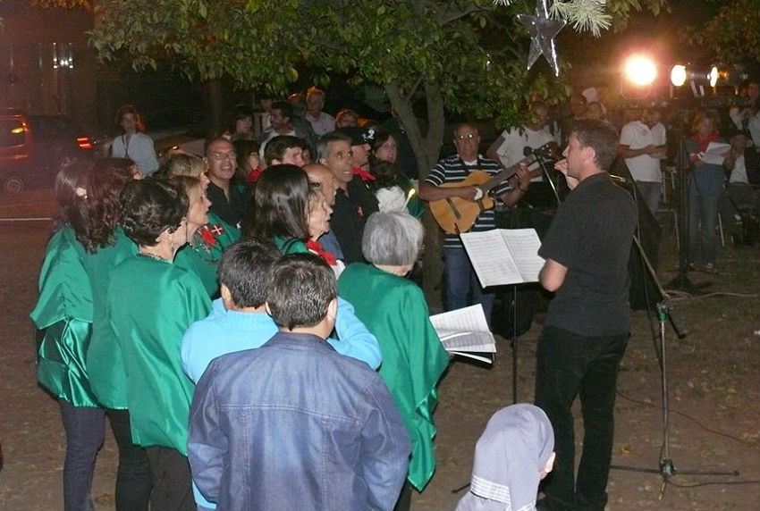 Nativity in Tandil and Basque music