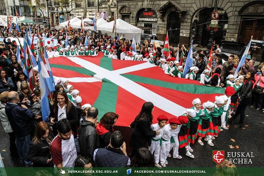 'Buenos Airesek Euskal Herria ospagai'