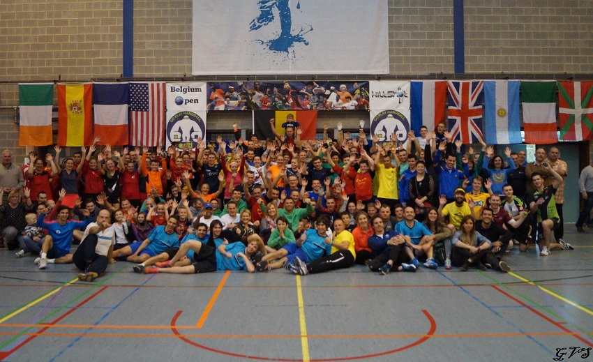 Belgium Holland Open 2015