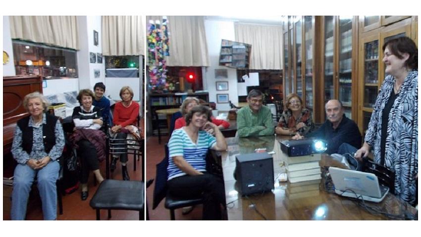 Talk at San Miguel