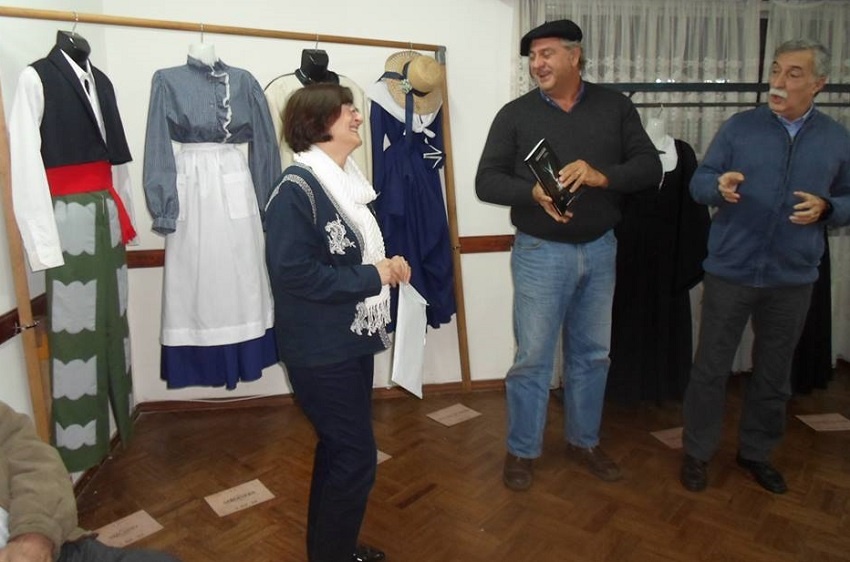 """Gure Arropa - Our Clothes"" in Montevideo"