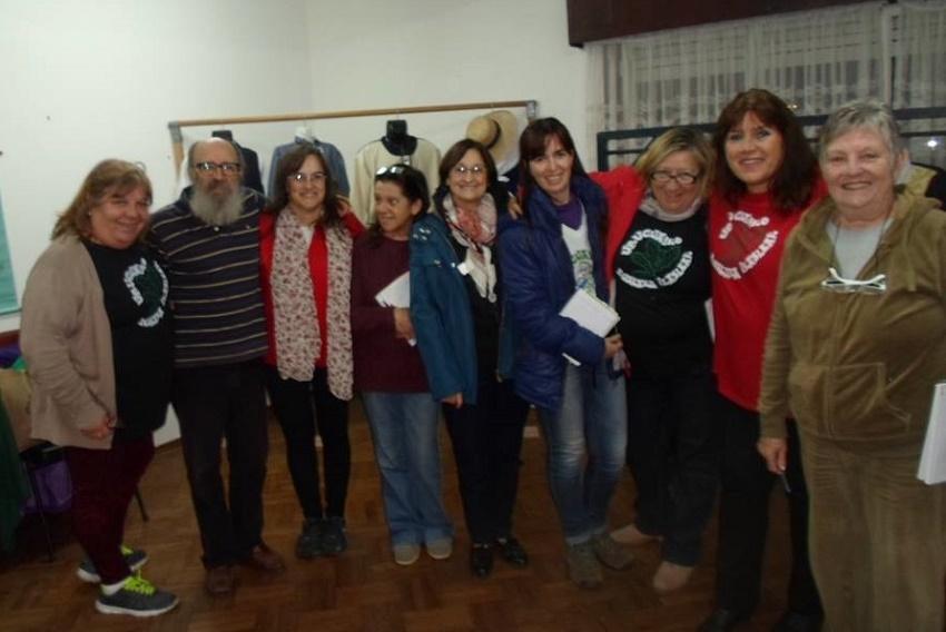 Recepción de las euskal etxeas
