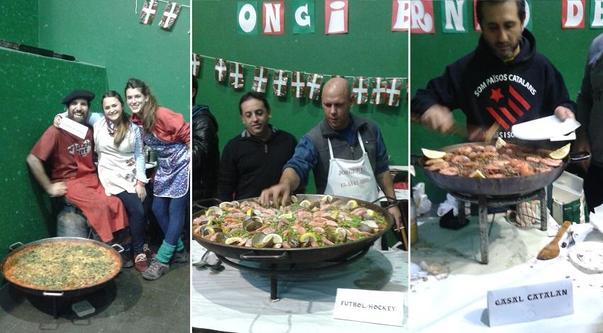 Paella and Winning Paella makers
