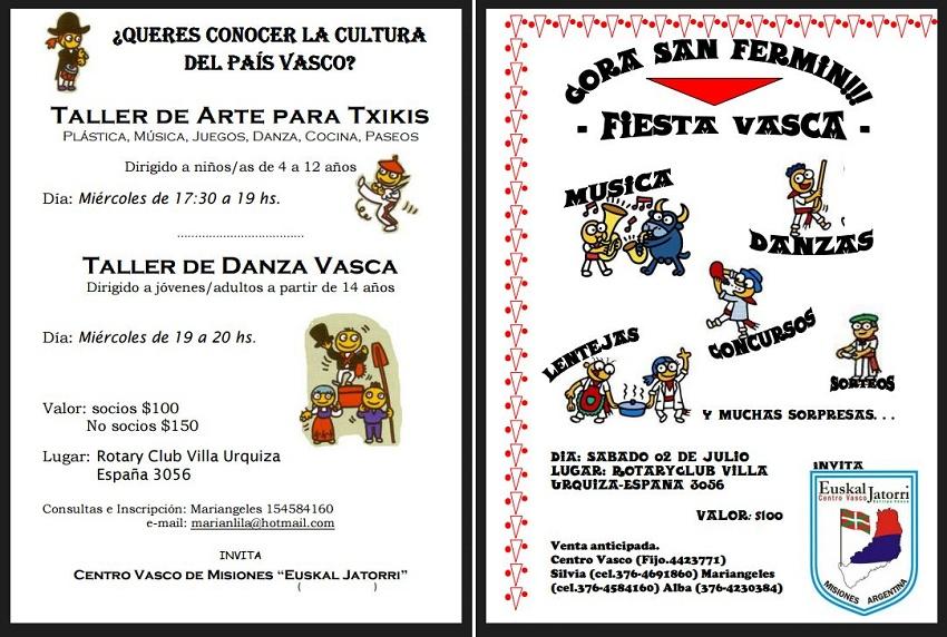 San Fermín y Talleres