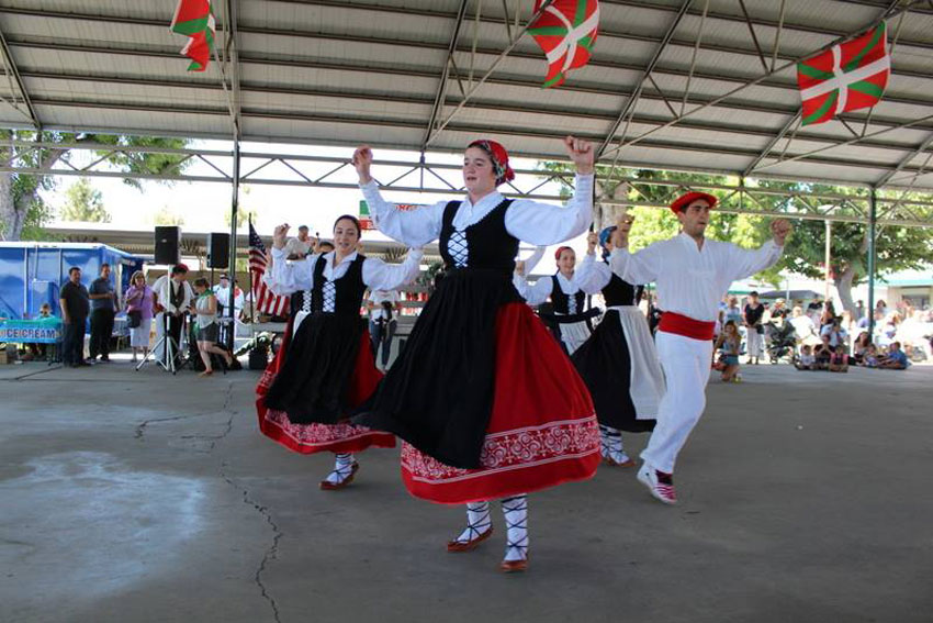Southern California Basque Club NABO Convention & 70th Festival