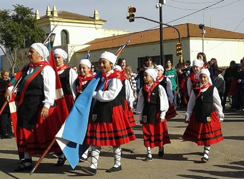 Chivilcoyko Euskal Etxea ere partaide
