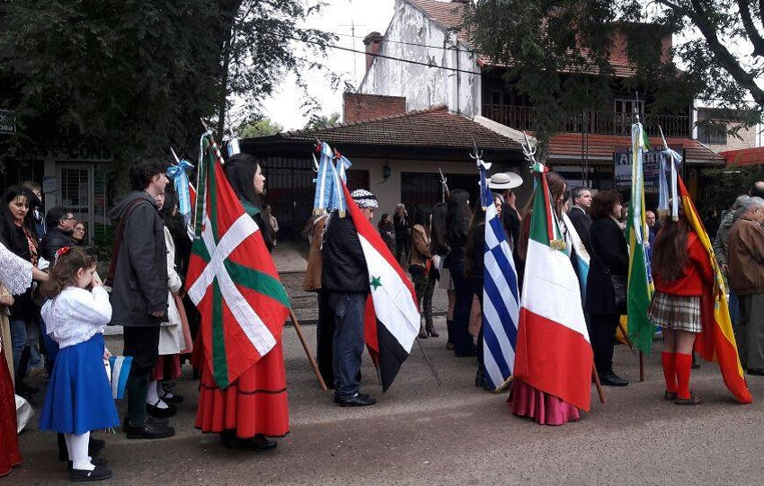 Concordian, Immigranteen Elkartea