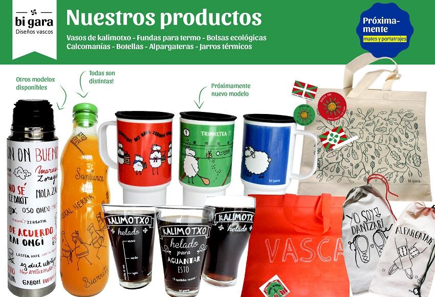 Productos 'Bi Gara'