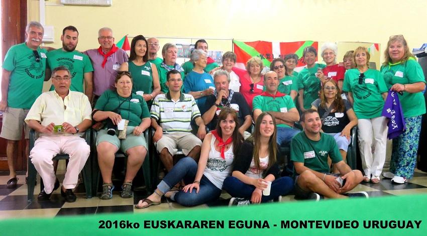 Euskaldunes in Uruguay