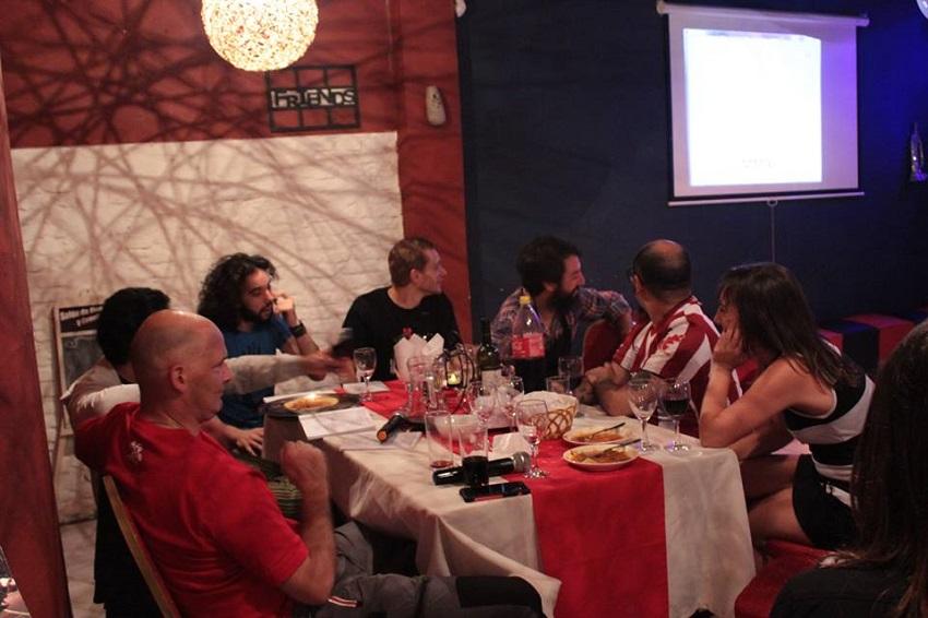 Aldaxka in Montevideo