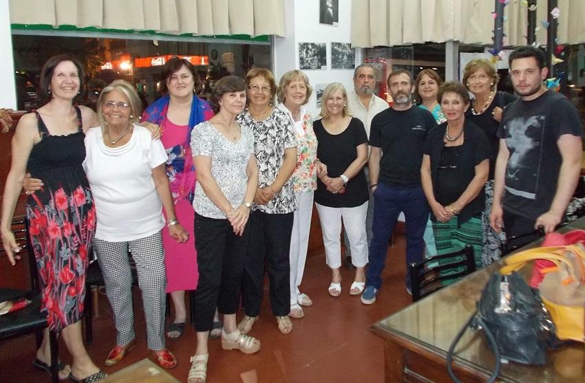 In San Miguel thanks to Askatasunaren Bidea