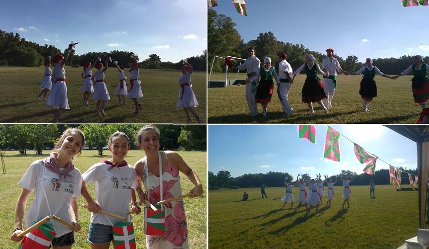 Basque Community in La Plata...