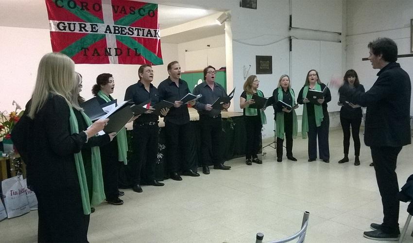 Buenos Airesetik, Euskal Echea-ko gurasoak