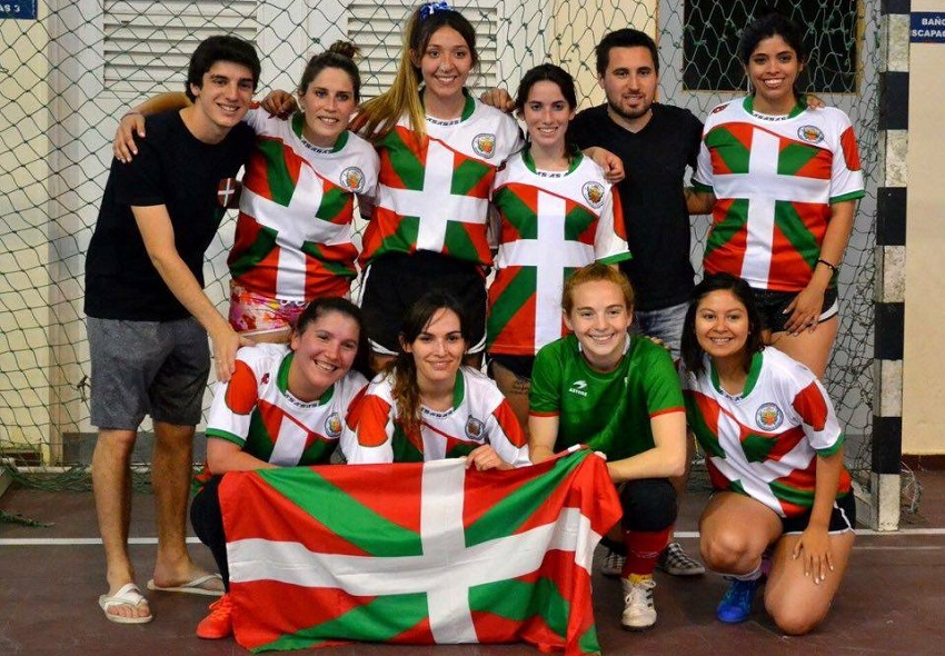 The women were runners-up