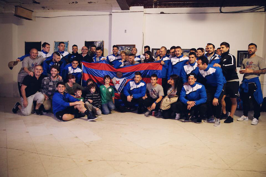 Eibar at the New York Basque Club