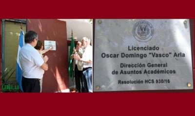 Oscar 'Vasco' Arla
