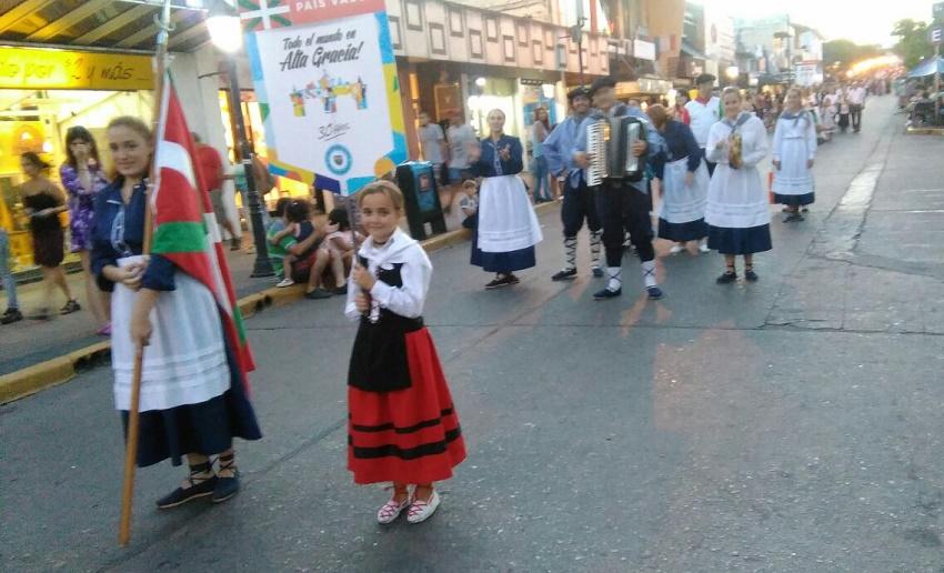Gizataldeen Desfilea