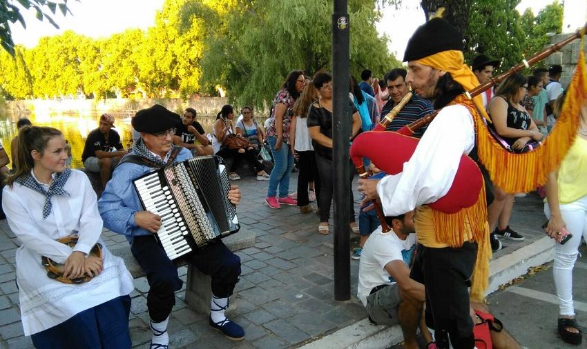 Euskal musika, zuzenean