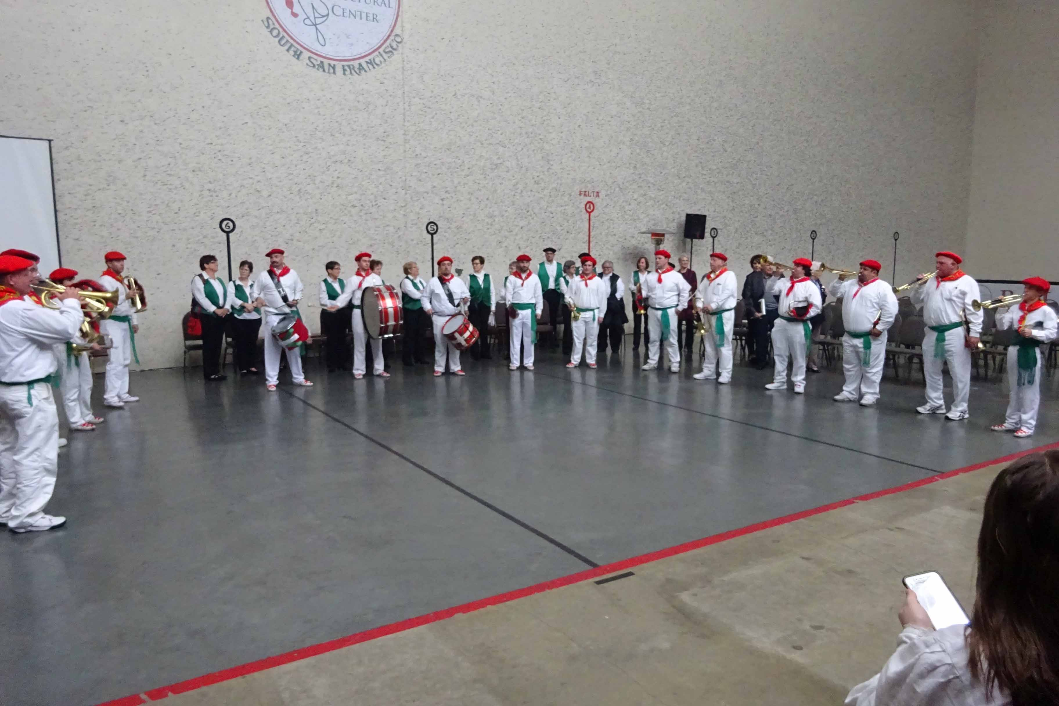 The San Francisco Klika is also part of the program of activities for the Basque Cultural Center's 38th anniversary