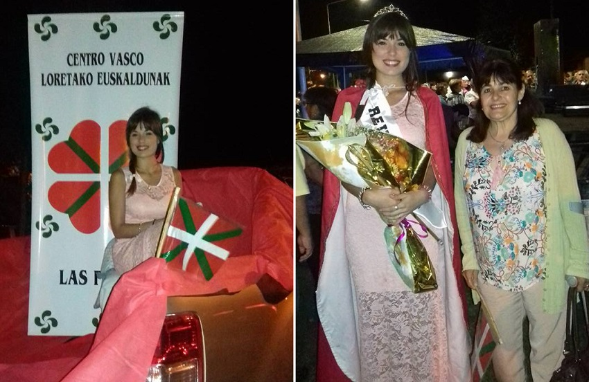 The Basque club representative chosen as the Queen