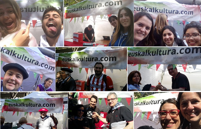 EuskalKultura.com at Buenos Aires Celebrates the Basque Country 2017