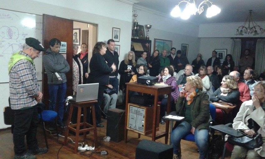 Tribute in La Plata III