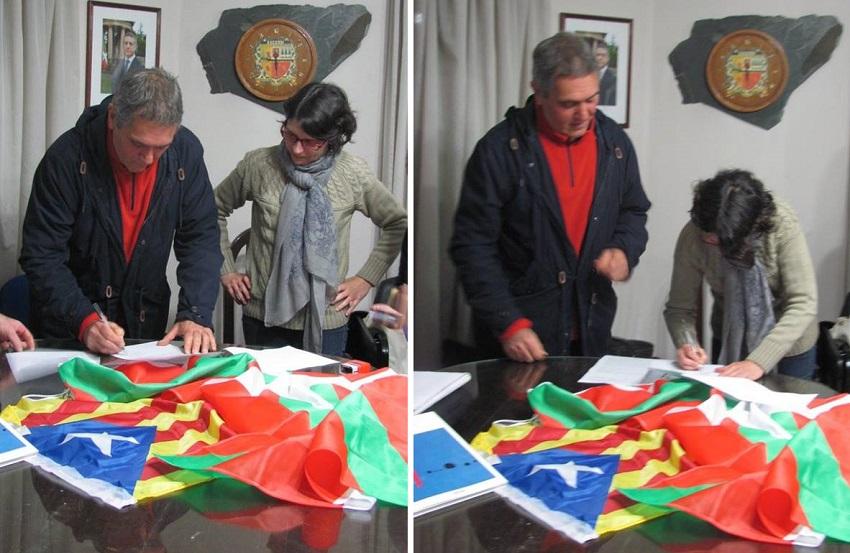 Agreement with the Casal de Catalunya
