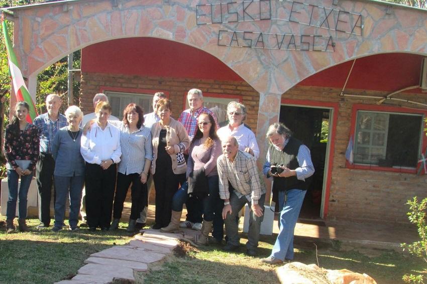 Argentinar, Euskal eta Mbya-Guaraní Kultur Jaia
