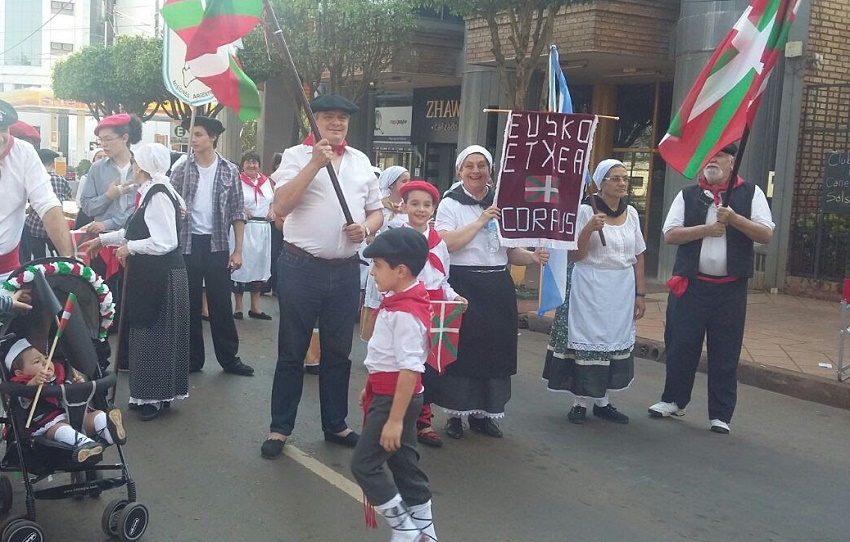 The Basque community in Misiones