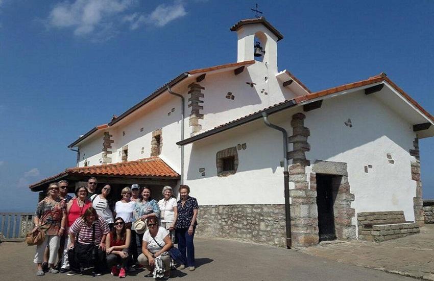 Ermita de Zumaia