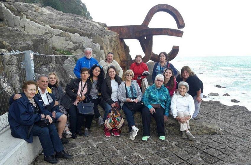 El Peine de los Vientos de Donostia