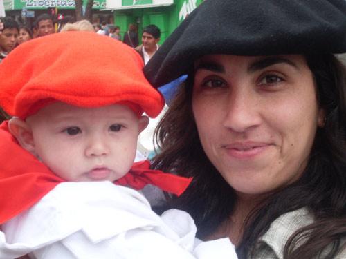 Luciana and Gorka