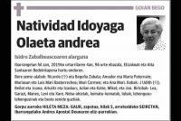Natividad Idoyaga Olaeta
