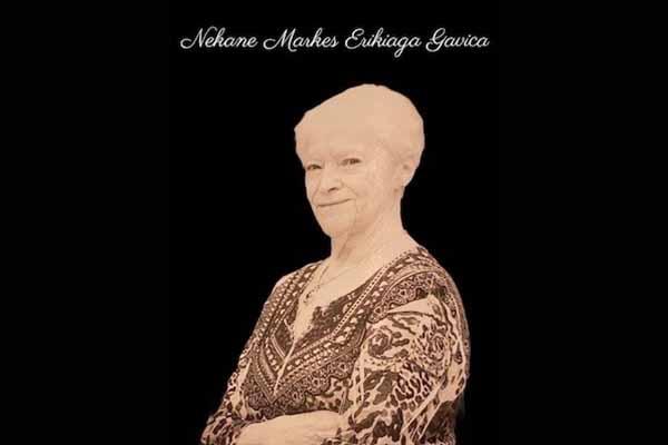 Dolores 'Nekane' Gavica