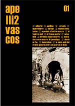 Primer número del boletín 'Apellidos Vascos'.