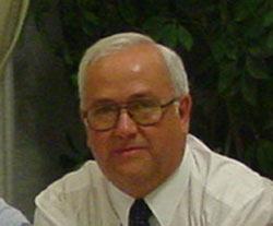 El presidente de Eusko Etxea de la Quinta Región, más conocida como Eusko Etxea de Valparaíso, Archibaldo Uriarte (foto euskalkultura.com)